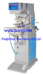 Pneumatic 2 Color Shuttle Ink Cup Pad Printer,Good Quality pad print machine